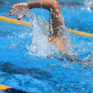 御宿の海で競泳!第13回おんじゅくオーシャンスイムレース&ビーチチャレンジゲーム
